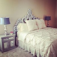 Shabby Chic bedroom #anthropologie rosette bedding and ...