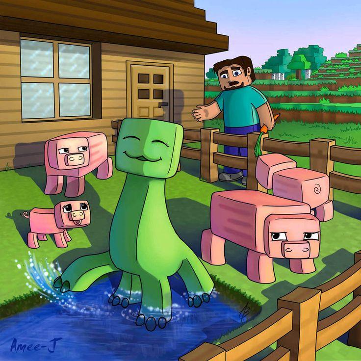 1000+ ideas about Minecraft Fan Art on Pinterest