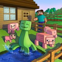 1000+ ideas about Minecraft Fan Art on Pinterest