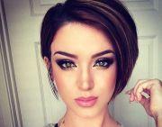 medium length hairstyles '
