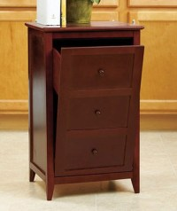 Trash can cabinet, Walnut kitchen and Furniture storage on ...