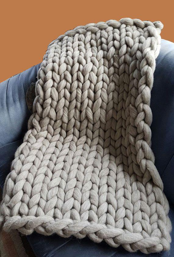 25 beste ideen over Dikke deken op Pinterest  Grof