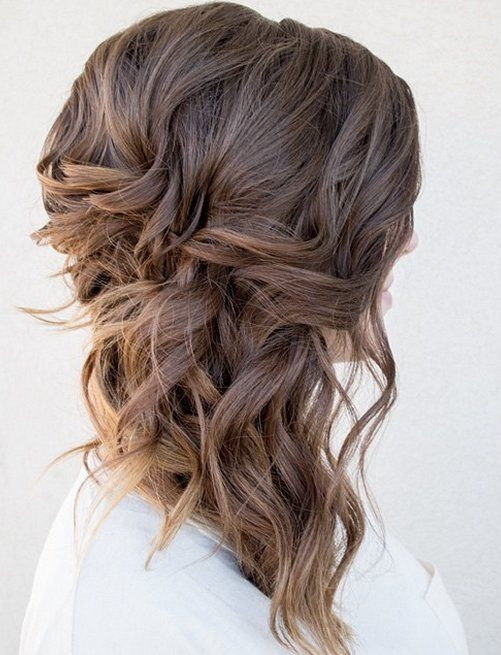 25 Best Ideas About Winter Wedding Hairstyles On Pinterest
