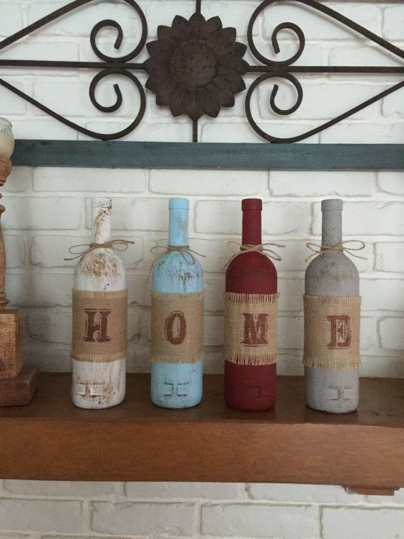 25+ best ideas about Wine bottles on Pinterest