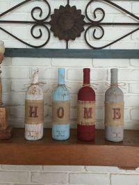 25+ best ideas about Wine bottles on Pinterest