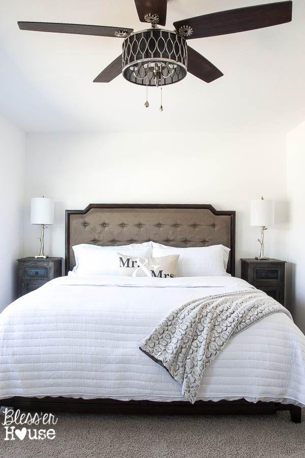 25 best ideas about Bedroom Ceiling Fans on Pinterest