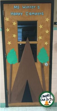 1773 best images about Camping Themed Classroom on Pinterest