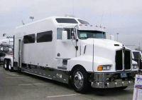 Kenworth t600 with a big studio sleeper | Hot rigs ...