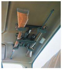 Overhead Gun Rack Truck Cab Storage Fits Pick Ups ...