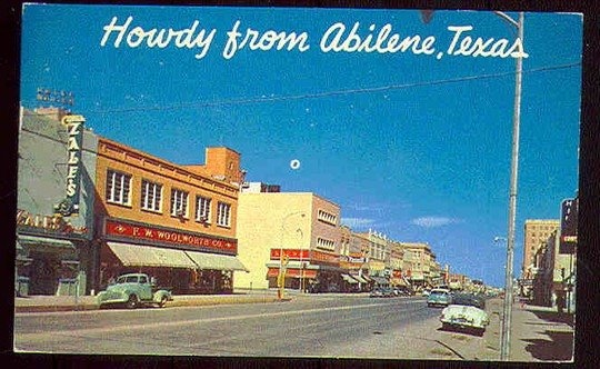 17 Best images about Abilene on Pinterest Museums County jail and Theater
