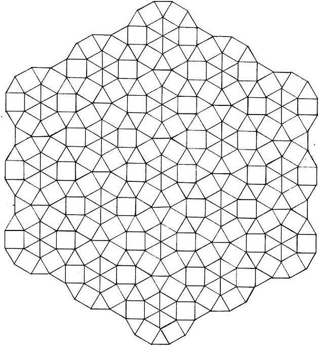 25+ best ideas about Geometric shapes design on Pinterest