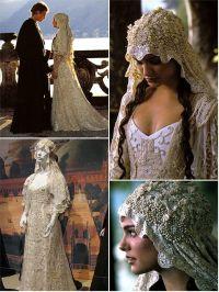 Iconic #Wedding Dresses In #Film: #StarWars: Padm Amidala ...