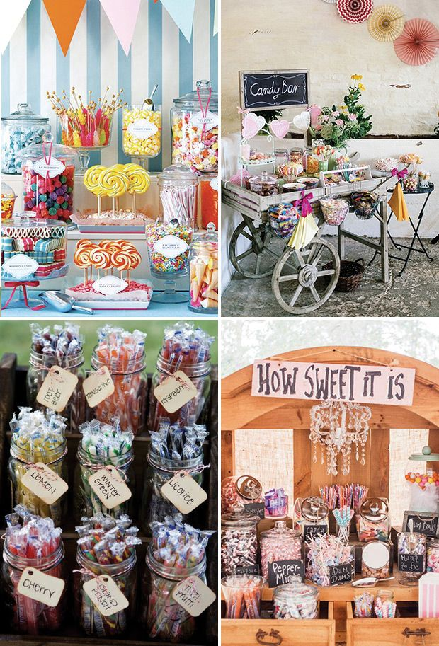 1000 Ideas About Candy Stations On Pinterest Candy
