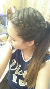 25+ best ideas about Volleyball Hairstyles on Pinterest ...