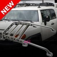 Toyota FJ Cruiser 07-14 Roof Rack Rail Cross Bar Luggage ...