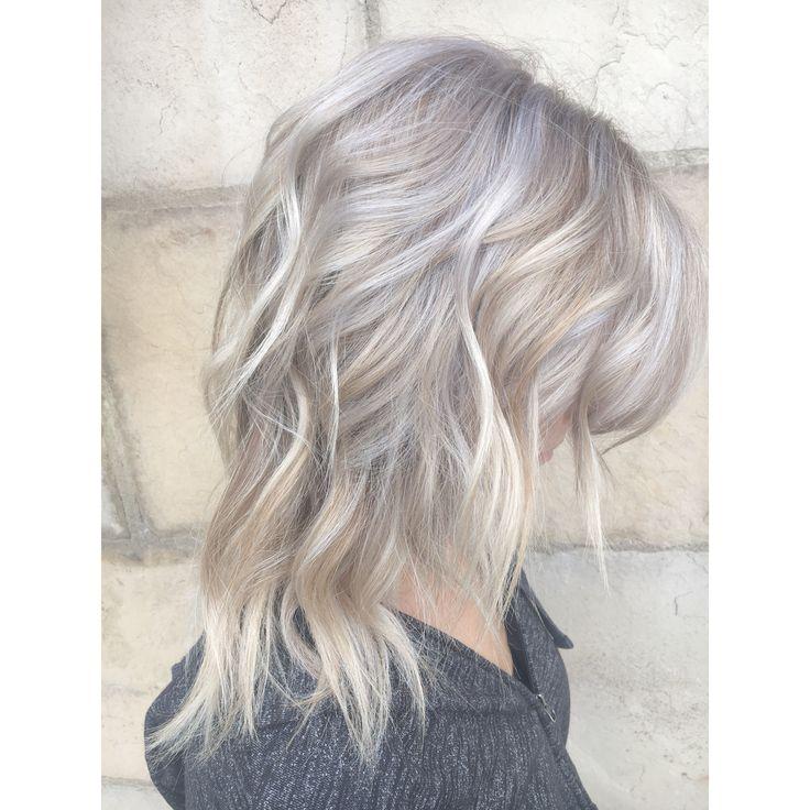 25 Best Ideas About Ashy Blonde Highlights On Pinterest