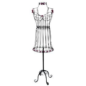 45 best images about Metal Wire Dress Forms on Pinterest