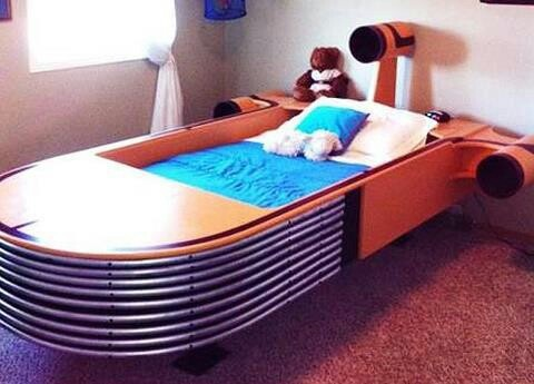 44 Best Images About Weird Beds On Pinterest