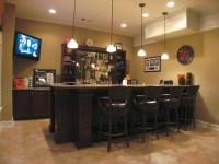 Custom Basement Bar | Bars and Wet Bars | Pinterest ...