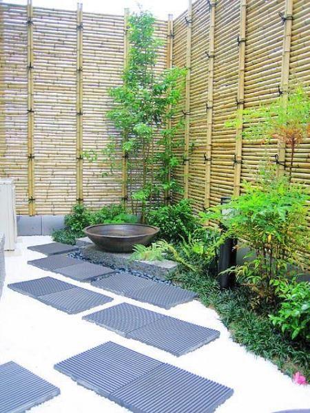 25 Best Ideas About Bamboo Garden Fences On Pinterest Bamboo