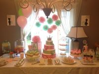 Baby Shower for Boy and Girl Twins