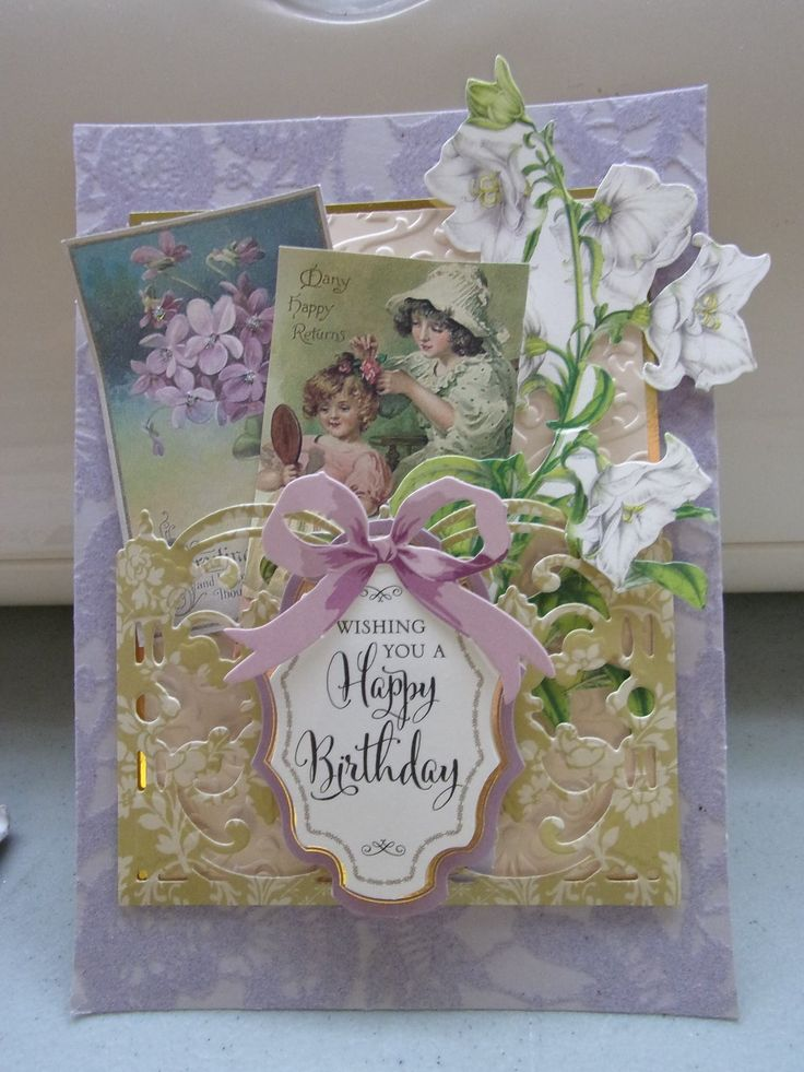 1368 Best Anna Griffin Cards Images On Pinterest