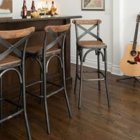 25+ Best Ideas about Industrial Bar Stools on Pinterest ...