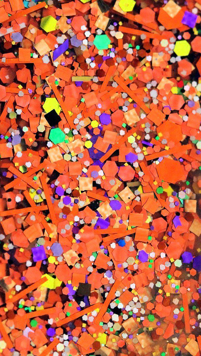 Hello Fall Iphone Wallpaper Glitter Sparkle Glow Iphone Wallpaper Orange Color