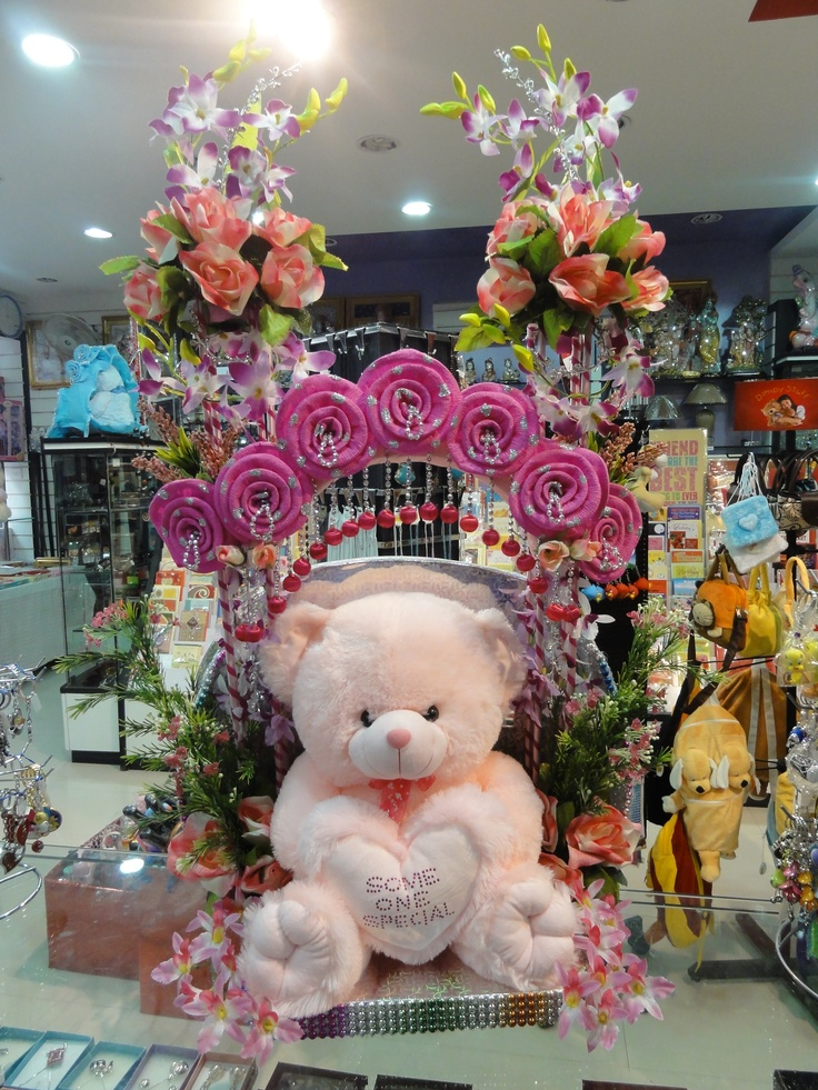 cute flower teddy buke  Cool stuff to buy  Pinterest