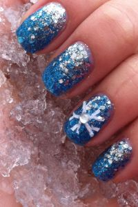 FROZEN nails | Things I like | Pinterest | Frozen nails ...