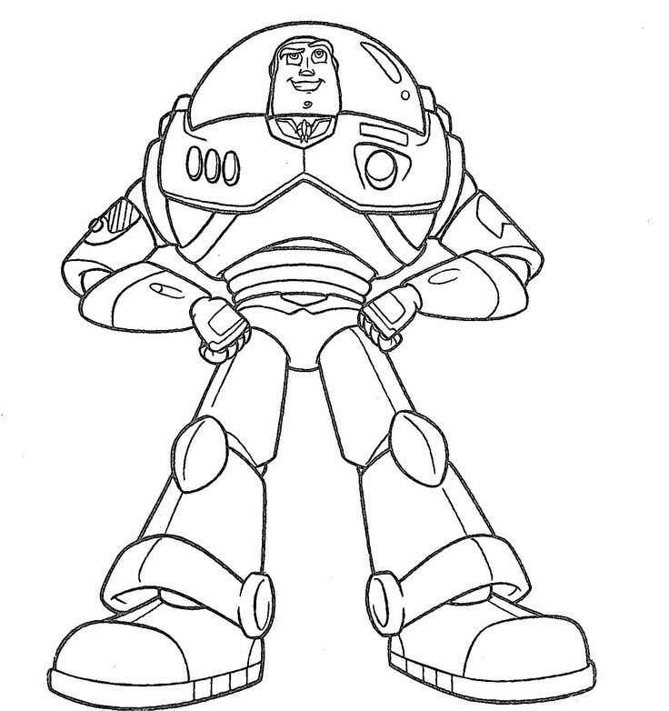 45 best images about Toy story Coloring Pages on Pinterest