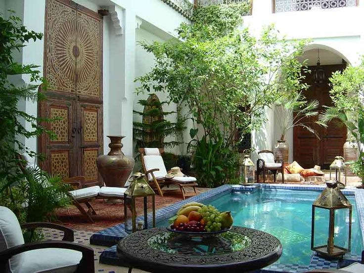 25 Best Ideas About Moroccan Garden On Pinterest Moroccan