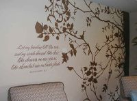 wisconsin illinois decor details hand painted wall murals ...