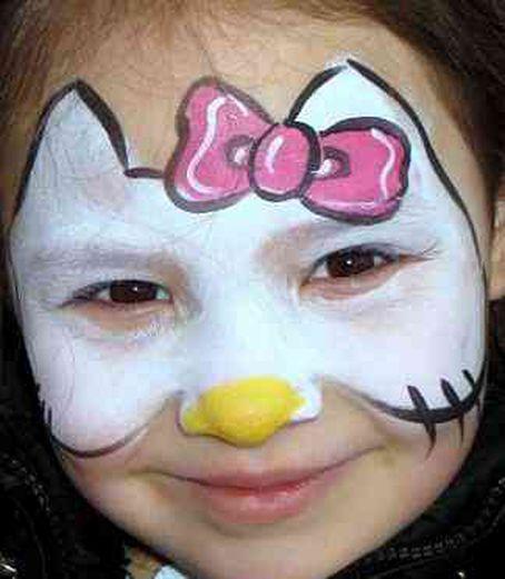 17 Best ideas about Kitty Face Paint on Pinterest Cat