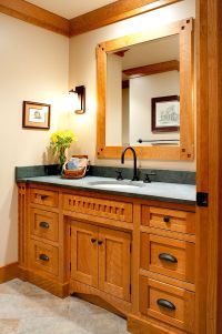 32 best images about Amish Built Bathroom Vanities on ...