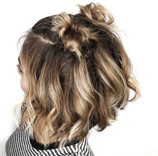 25 Best Ideas About Hairstyles Short Hair On Pinterest