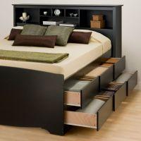 Best 25+ Captains bed ideas on Pinterest | Diy storage bed ...