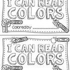 35 best images about Kindergarten Colors on Pinterest