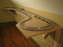 Smith Creek Designs N Scale Model Railroad Shelf Layout ...