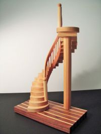 17 Best images about Architectural Model Staircase on ...