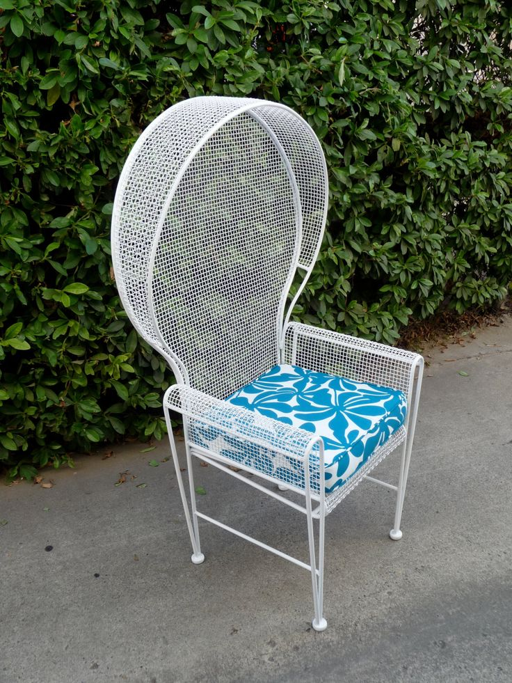 1000 images about Retro Patio on Pinterest  Iron patio furniture eBay and Pomegranates
