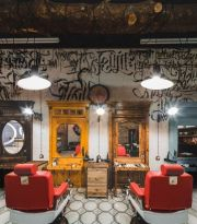 barber interior ideas