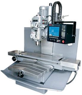 American 3Axis CNC Bed Mill #machine #tool | Bed type