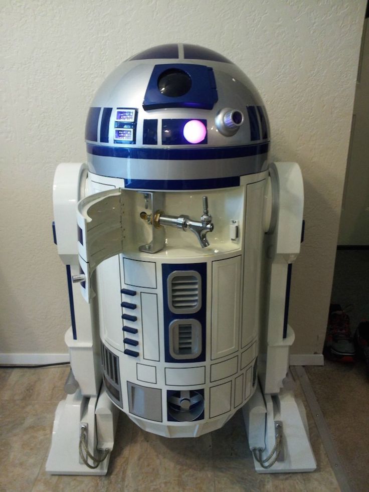 r2d2 prop diy  Google Search  barbarshed  Pinterest