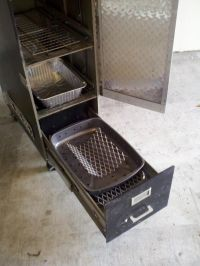 25+ best ideas about Filing cabinet smoker on Pinterest