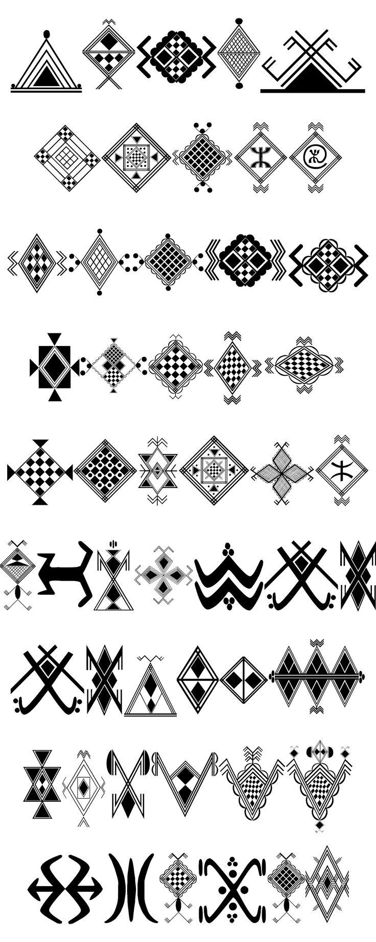 51 best African Symbols images on Pinterest