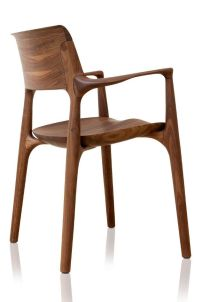 25+ best ideas about Wood chair design on Pinterest