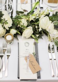 25+ best ideas about Table Place Settings on Pinterest ...