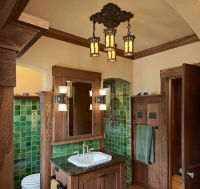 25+ best ideas about Craftsman style bathrooms on ...