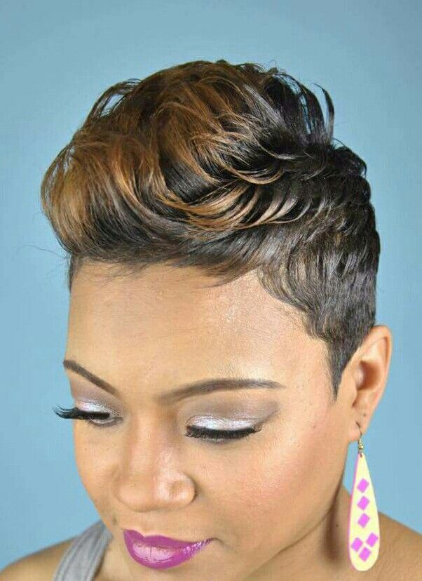 668 best Pixie cuts and short hairstyles images on Pinterest